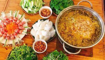 5 địa chỉ Lẩu Riêu cua dân Hà Thành sành ăn không thể bỏ qua