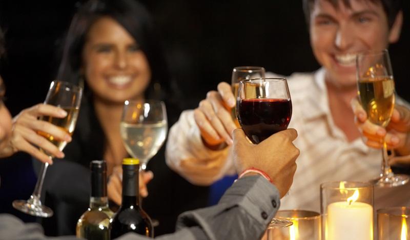 Bí quyết giúp bạn không bị say khi uống rượu