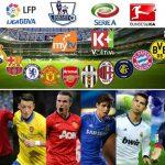 Các Kênh Truyền Hình Xem Bóng Đá và 10 trang web xem bóng đá trực tuyến