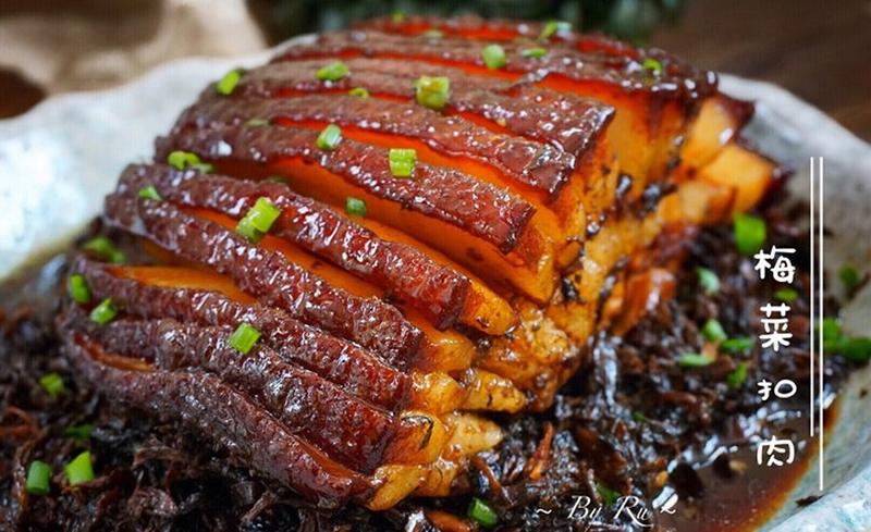Cách nấu món khâu nhục đúng vị Trung Hoa