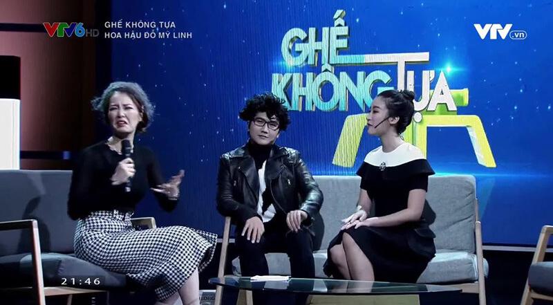 Ghế Không Tựa 2019 - Số 1 với khách mời: Hoa hậu Đỗ Mỹ Linh