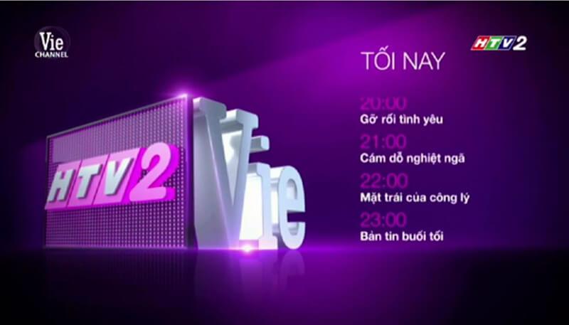 HTV2 - Vie Channel là kênh truyền hình giải trí tổng hợp dành cho gia đình