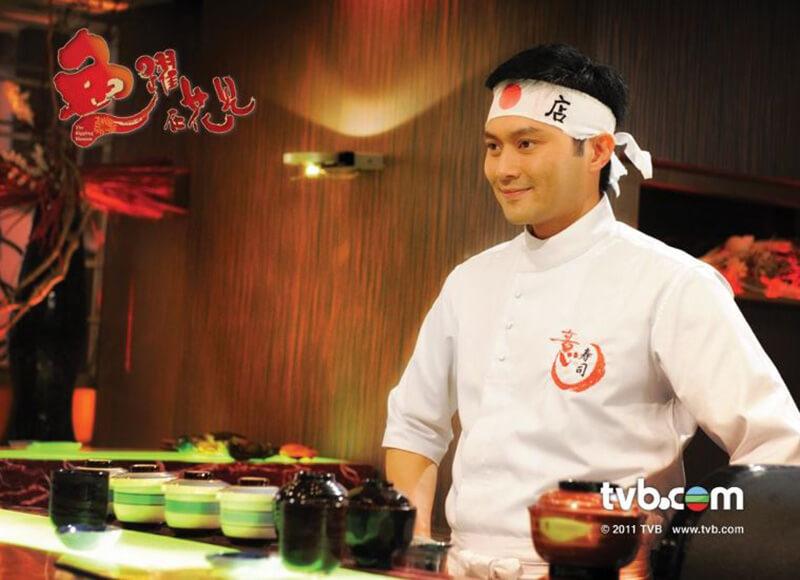 Không chỉ giới thiệu tinh hoa ẩm thực Trung Quốc, Ván Bài Gia Nghiệp còn ca ngợi sự tinh tế trong văn hóa sushi Nhật Bản
