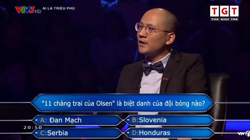 """Nhà báo Phan Đăng đang là người dẫn dắt """"Ai Là Triệu Phú"""""""