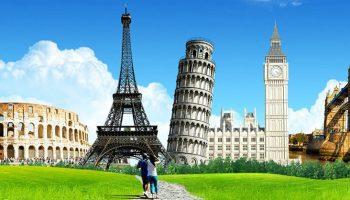 Những lâu đài bị ma ám ở châu Âu thu hút đông đảo khách du lịch