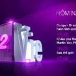 Lịch phát sóng HTV2 hôm nay
