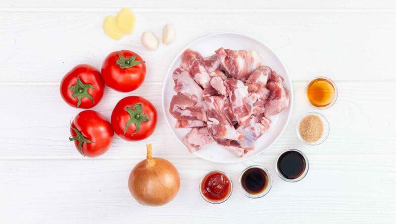 Cách làm sườn sụn xào chua ngọt đậm đà đưa cơm