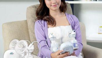 Sử dụng máy hút sữa có làm ngực mẹ xấu đi?