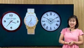 5 cách dạy con biết xem đồng hồ