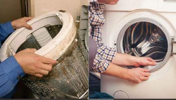Cách tự vệ sinh máy giặt bất cứ bà nội trợ nào cũng phải biết
