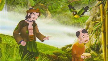 Đọc truyện cổ tích cho bé: Sự tích chim đa đa