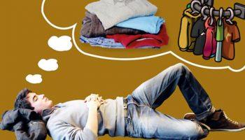 Giải mã giấc mơ: Nằm mơ thấy quần áo