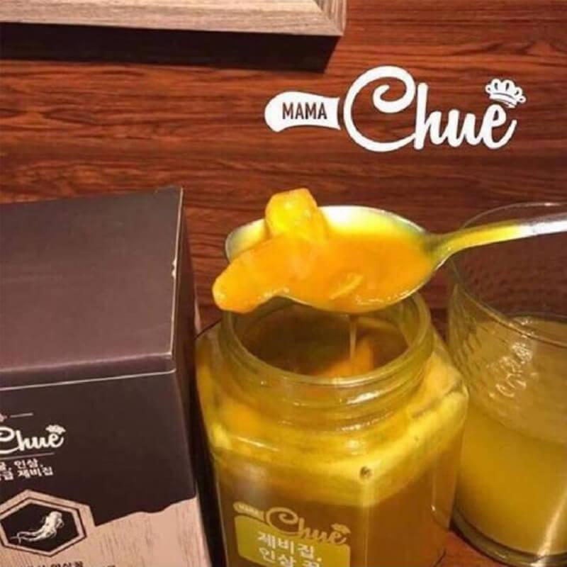 Giới thiệu sâm nghệ mật ong MAMACHUÊ Hàn Quốc