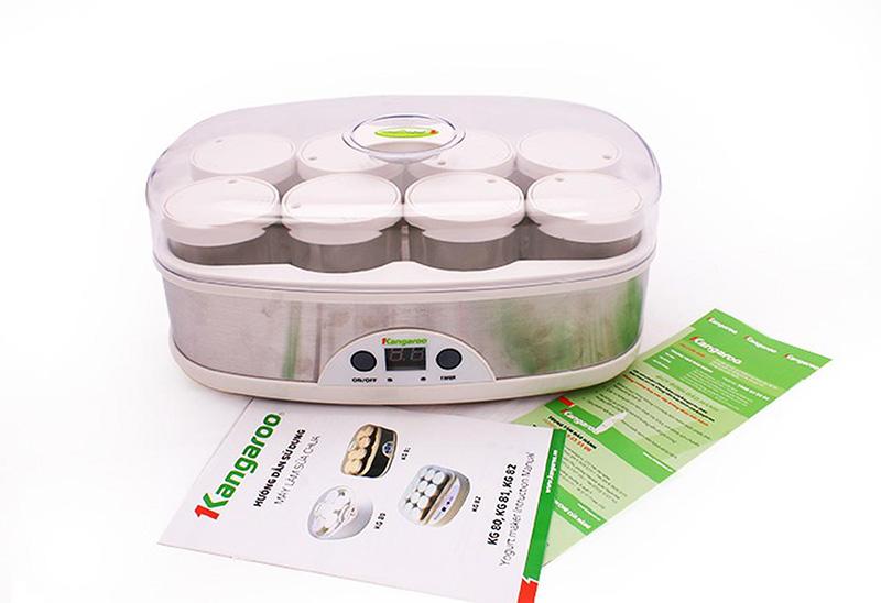 Hãy chọn máy có dung tích lớn từ 8 - 12 cốc nếu gia đình đông người ăn
