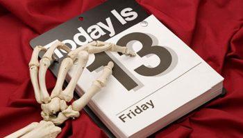 """Lời giải cho nỗi sợ hãi mang tên """"thứ 6 ngày 13"""""""