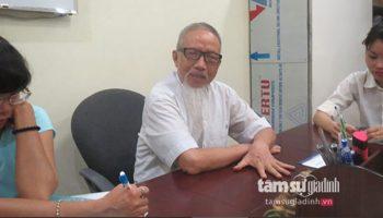 Lương y Đào Kim Long nói về ung thư trực tràng