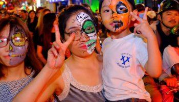 Những địa điểm vui chơi Halloween cực hot dành cho teen Sài thành