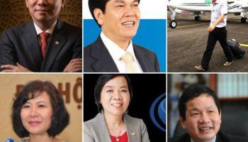 Những người siêu giàu ở Việt Nam đang nắm giữ bao nhiêu tiền?