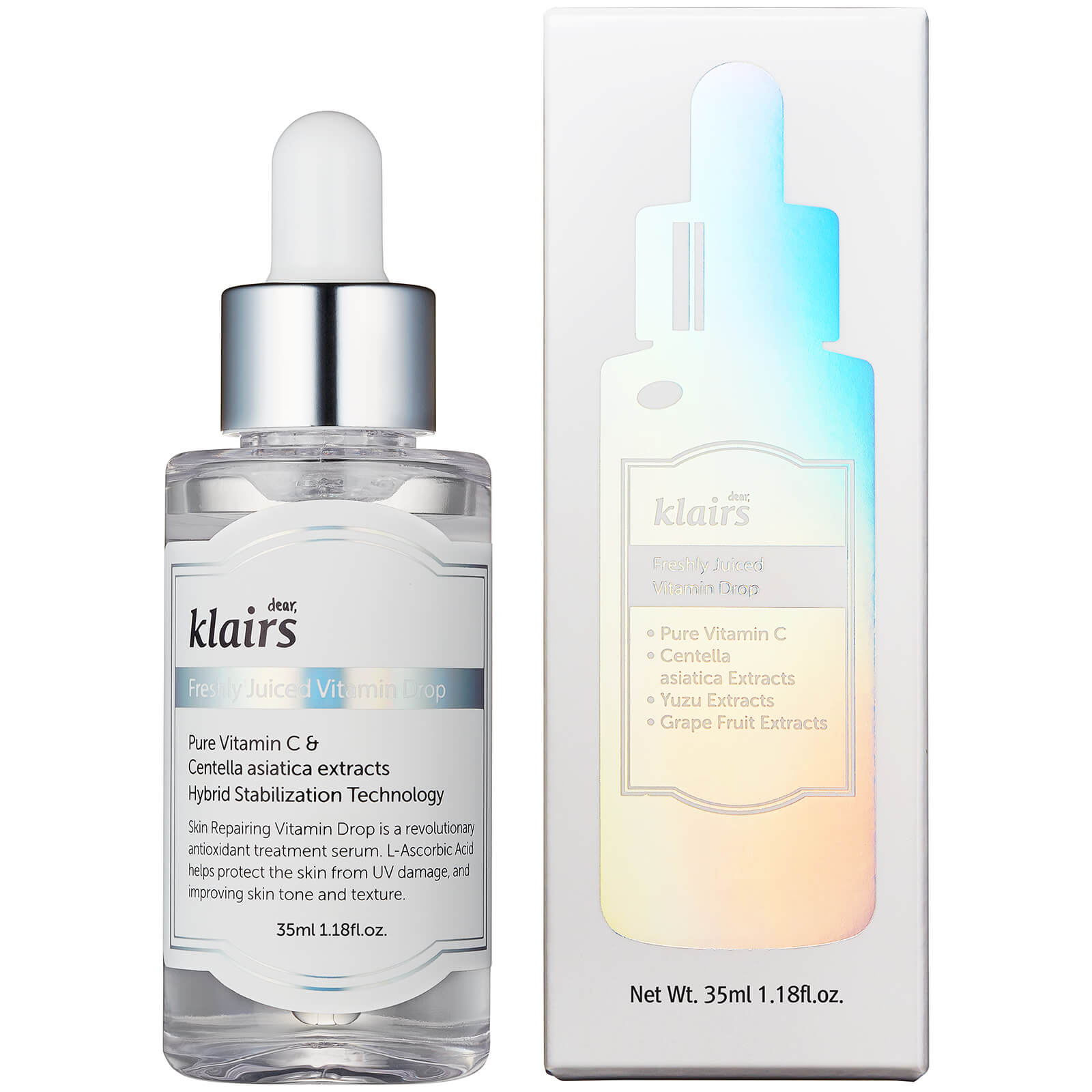 Serum Vitamin C Klairs Freshly Juiced Vitamin C Drop
