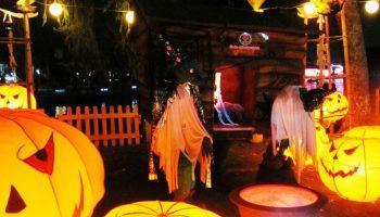 Thích thú với các địa điểm vui chơi Halloween dành cho teen Hà thành
