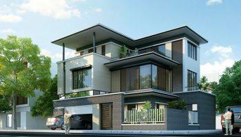 Thiết kế nhà ở theo phong thủy cho gia đình 3 thế hệ