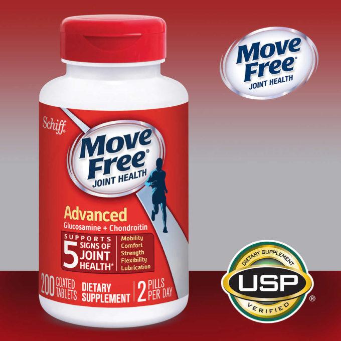 Move Free Joint Health là sản phẩm của công ty Schiff Nutrition International
