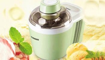 Top 4 máy làm kem gia đình đáng dùng nhất có giá dưới 2 triệu đồng