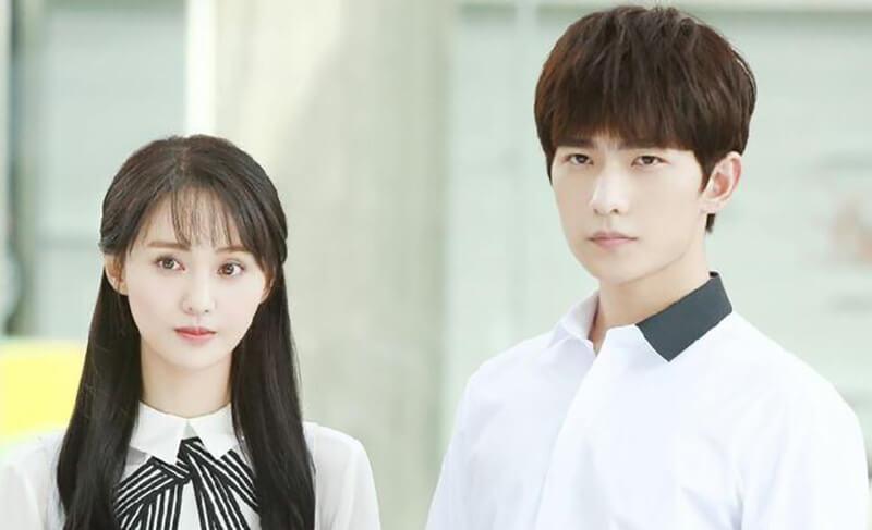 Cặp đôi trai tài gái sắc của phim do Trịnh sảng (bên trái) và Dương Dương (bên phải) thủ vai