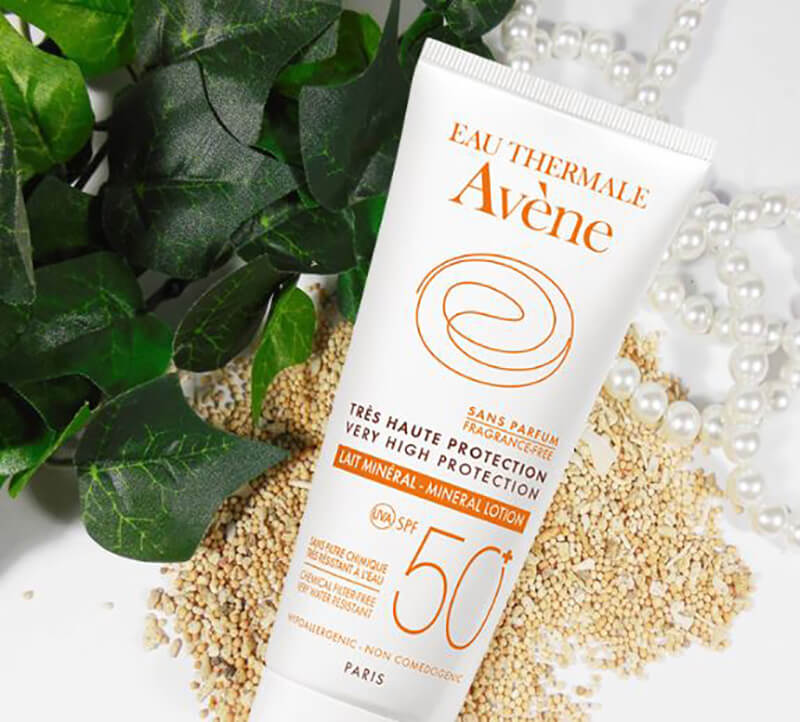 Kem chống nắng Avène Very High Protection Mineral Lotion SPF 50+