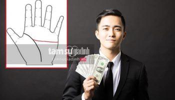 Bật mí 5 đường chỉ tay đặc biệt chỉ đàn ông giàu sang phú quý mới có