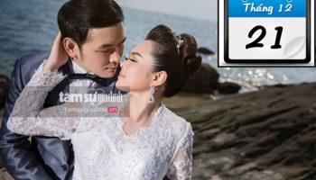 Có nên chọn Đông chí để kết duyên vợ chồng?