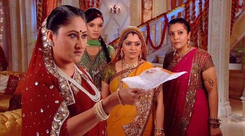 Những âm mưu, ganh ghét giữa những nàng dâu của gia đình Bharadwaaj