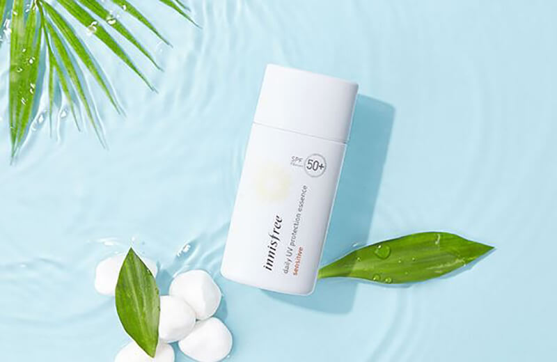 Kem chống nắng Daily Sensitive Sunscreen SPF50+ PA++++ 50ml
