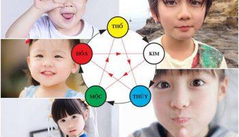 Cách đặt tên cho con hợp mệnh – tìm tên phong thủy cho bé ngũ hành thuộc Kim
