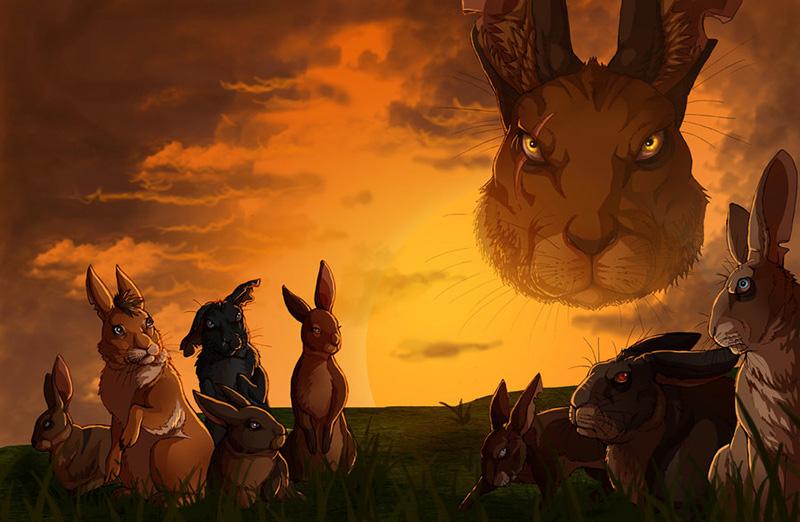 điềm báo xấu từ thỏ