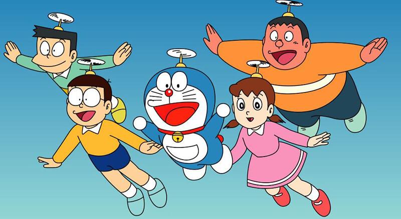 Ngay từ khi là phiên bản truyện tranh, Doraemon đã nhận được cảm tình từ các độc giả