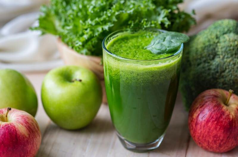 Sinh tố Green warrior protein