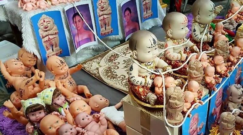 Cách thỉnh Kuman Thong về nhà an toàn thiện nghệ không phải ai cũng biết
