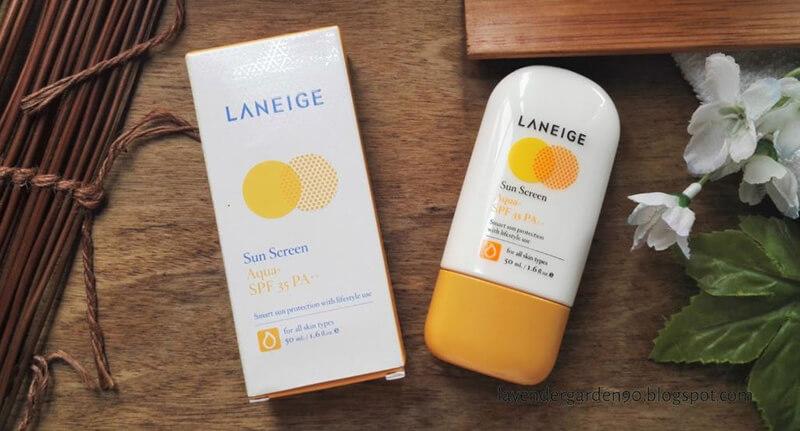 Kem chống nắng cho da nhạy cảm Laneige Sunblock Sensitive SPF30 PA++