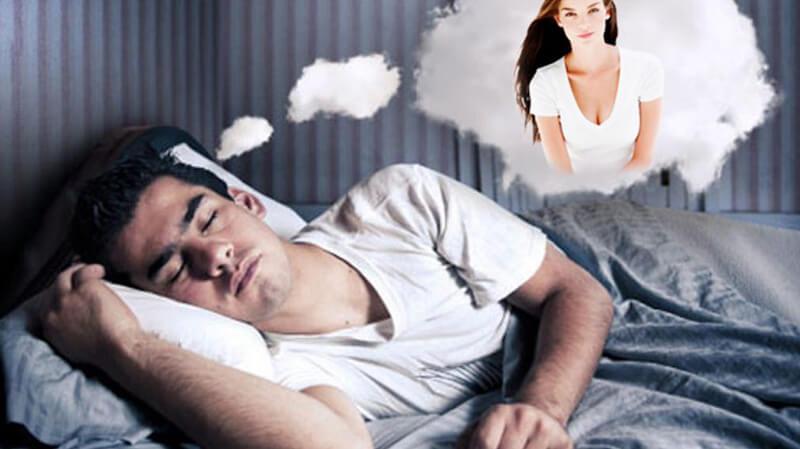 Đàn ông đã lập gia đình mơ thấy phụ nữ khỏa thân (trừ việc mơ thấy chính vợ mình ra) là điềm may mắn vô cùng, báo hiệu anh ta sắp phát tài, hưởng đại lộc trời ban