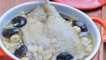Món ăn mùa Hè: Vịt hầm củ sen giải nhiệt, giàu dưỡng chất