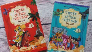 Top 50 truyện cổ tích Việt Nam và nước ngoài hay nhất cho bé