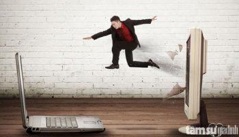 Nếu muốn nhảy việc, hãy mạnh dạn lên!