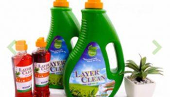 """Review bộ sản phẩm tẩy rửa Layer Clean: An toàn, thân thiện, giá """"mềm"""" nhưng hơi ít bọt"""