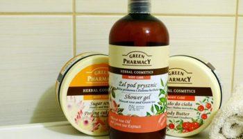 Review sữa tắm Green Pharmacy: Hương hoa hồng thơm mát cho mùa hè