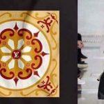 Sự thật về chiếc áo Louis Vuitton in hình gạch hoa Việt Nam
