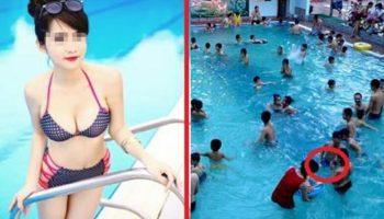Sự thật vụ nữ sinh có bầu vì đi bơi ở bể bơi công cộng: Đã tìm ra cha đứa bé?