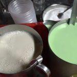 Sữa đậu nành bạc hà tưởng quen mà lạ