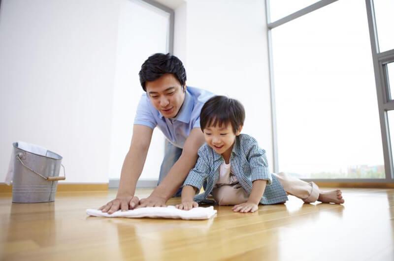 Trong cuộc sống gia đình, vợ chồng bạn nên làm tấm gương bao dung hài hòa cho con cái noi theo (Ảnh: ST)