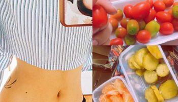 """Thực đơn giúp Hòa Minzy """"đánh bay"""" mỡ thừa, giảm 4kg trong 4 ngày"""